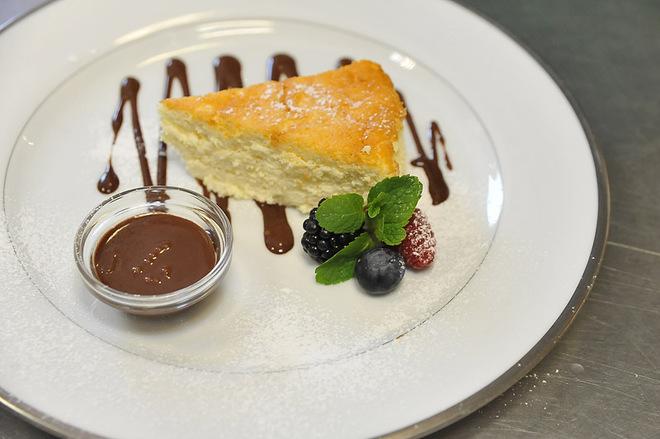 Кулінарний майстер-клас з шеф-кухарем (десерт)
