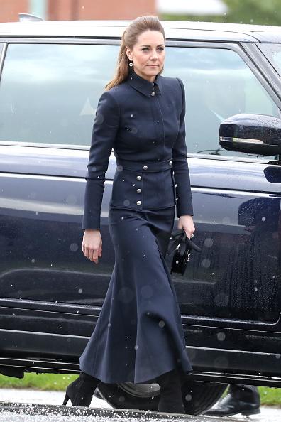 Новый образ Кейт Миддлтон от Alexander McQueen