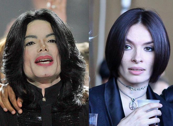 Надежда Мейхер VS Майкл Джексон