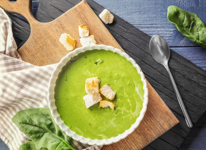 Весенний суп