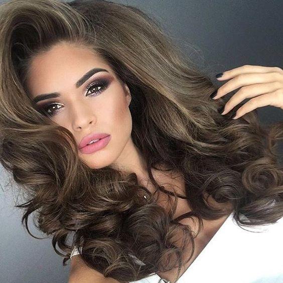 Как визуально увеличить объем волос