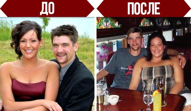 Жизнь до и после брака