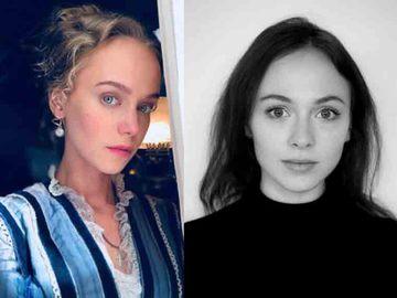 Катерина Ковальчук і Соня Прісс