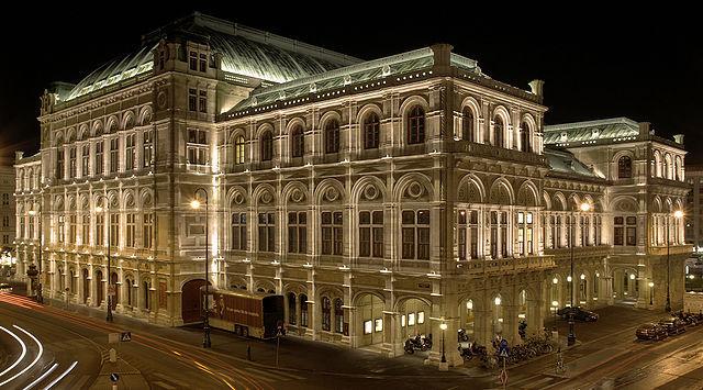 Топ-5 найгарніших оперних театрів світу
