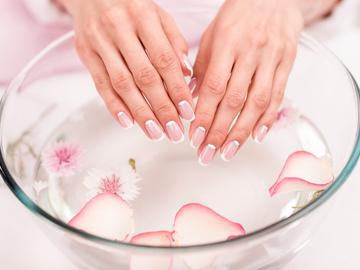 Маски для нігтів у домашніх умовах