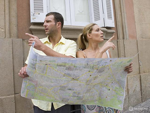 Корисні програми для мандрівника: OffMaps2