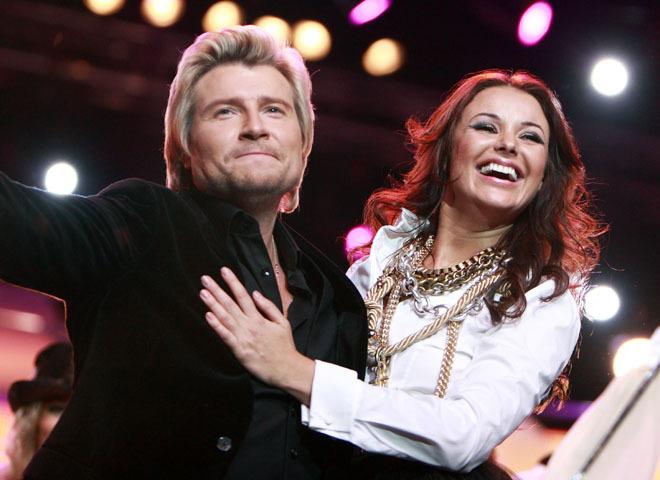 Микола Басков, Оксана Федорова