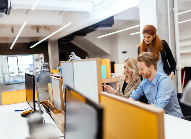 Новые тренды мирового предпринимательства: коворкинг-центры
