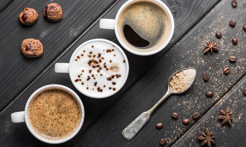 Где в Киеве выпить кофе