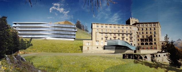 гостиница альпы