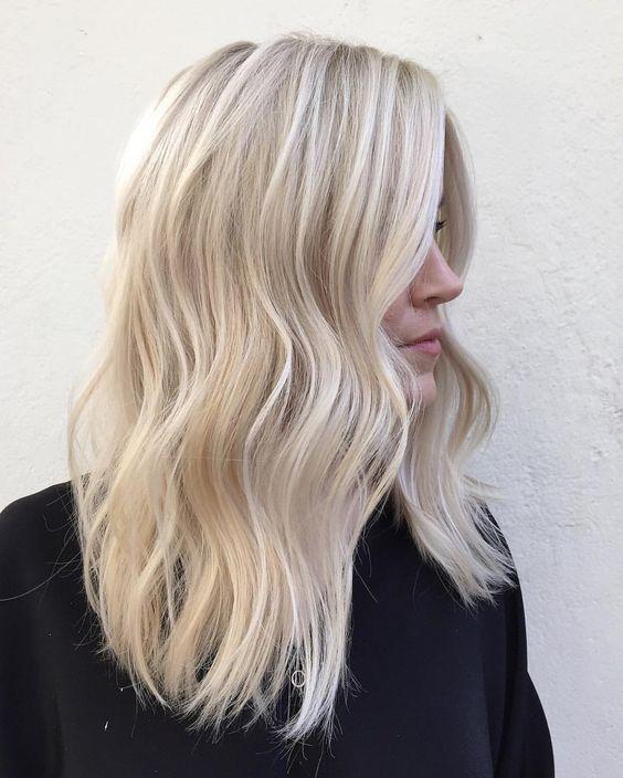 Уход за блондом