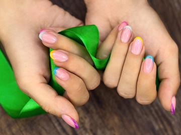 Маски для укрепление ногтей