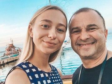 Катерина Репяхова та Віктор Павлік