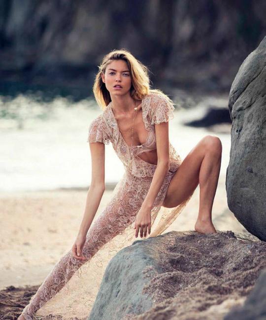 Ангели Victoria's Secret для Vogue Spain