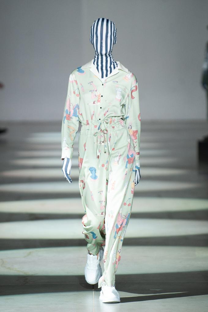 Показ Overall на Ukrainian Fashion Week noseason sept 2021