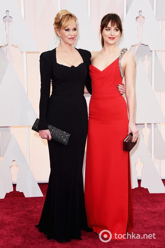 Оскар 2015: красная дорожка