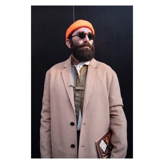 Мужская Неделя моды в Милане