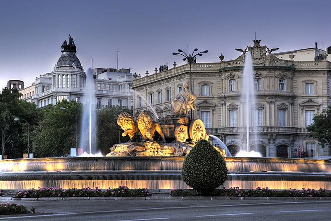 Интересные видео-презентации стран: Испания