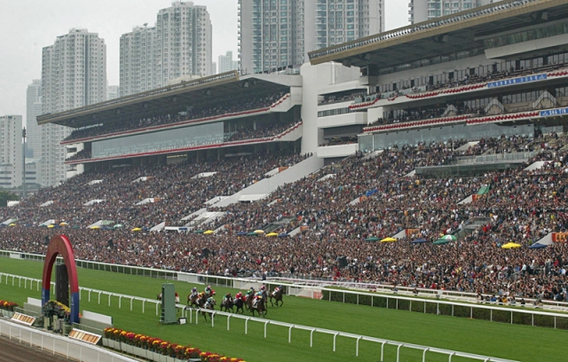 Достопримечательности Гонконга: Jockey Club