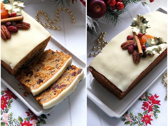 Рождественские кексы рецепт