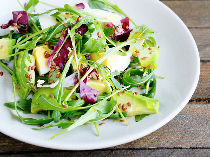 Літні салати: прості і легкі рецепти закусок