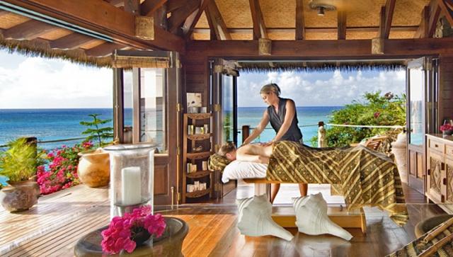 Самые лучшие места для медового месяца: остров Некер