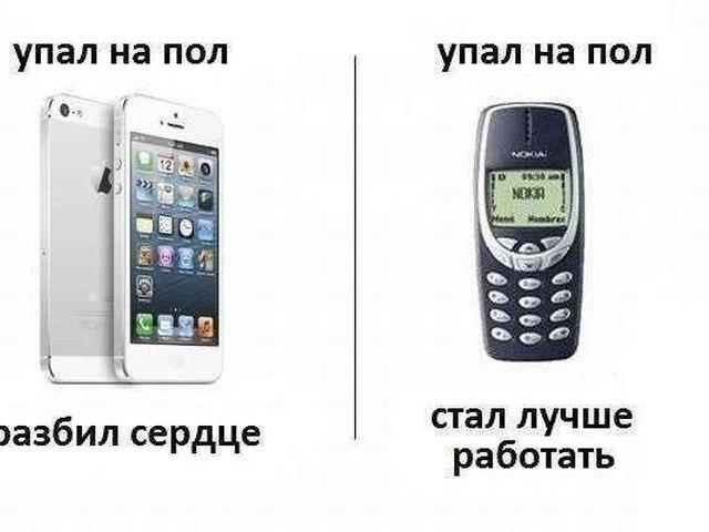 Картинка прикол про телефон