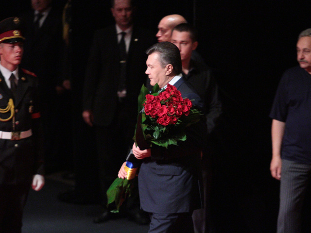 Похорон Богдана Ступки