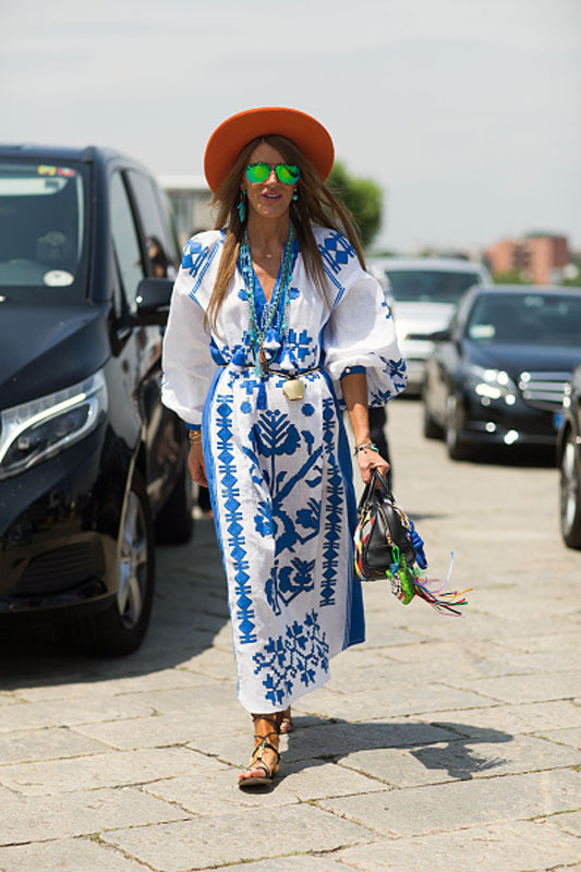 Вышиванка как fashion-позиция