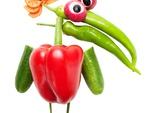 Прикольные диетические блюда к 1 апреля