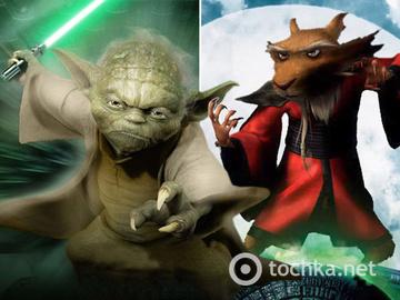 Хто крутіше: Йода або Сплінтер