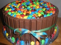 Тортик на твой день рожденья