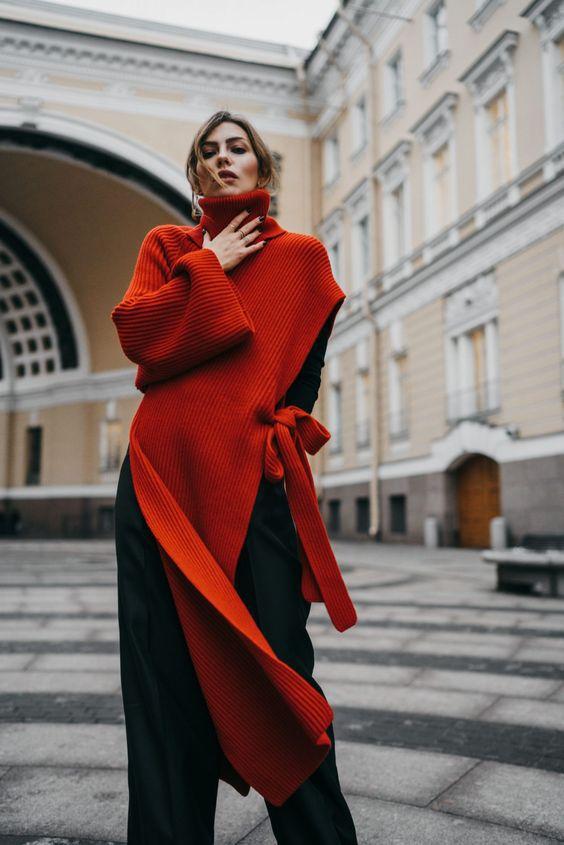 Що вдягнути 14 лютого: модні образи в червоному кольорі