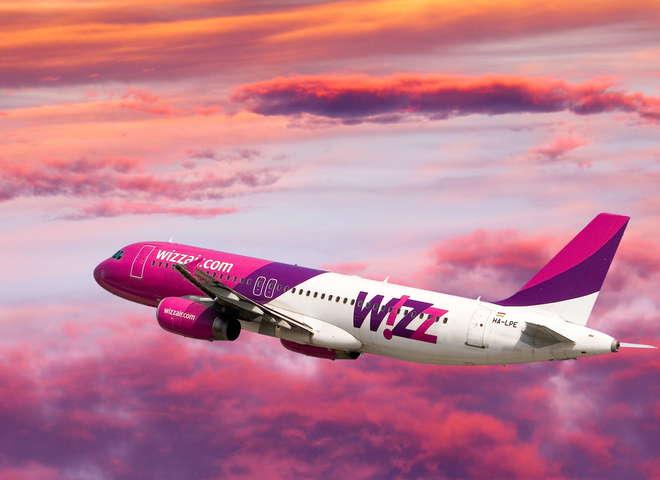 Скидка 20% на все рейсы Wizz Air