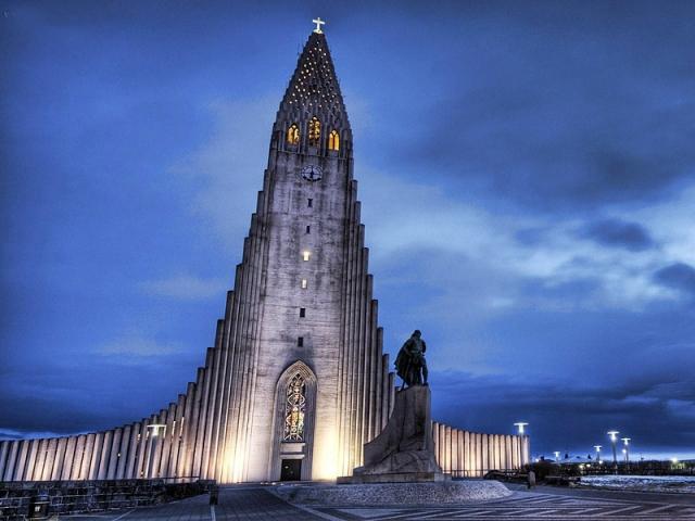 Цікаві місця Ісландії: Рейк'явік
