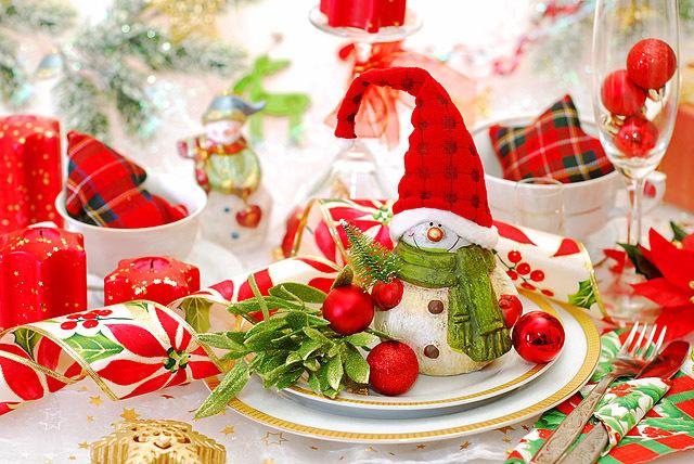 Різдвяний стіл