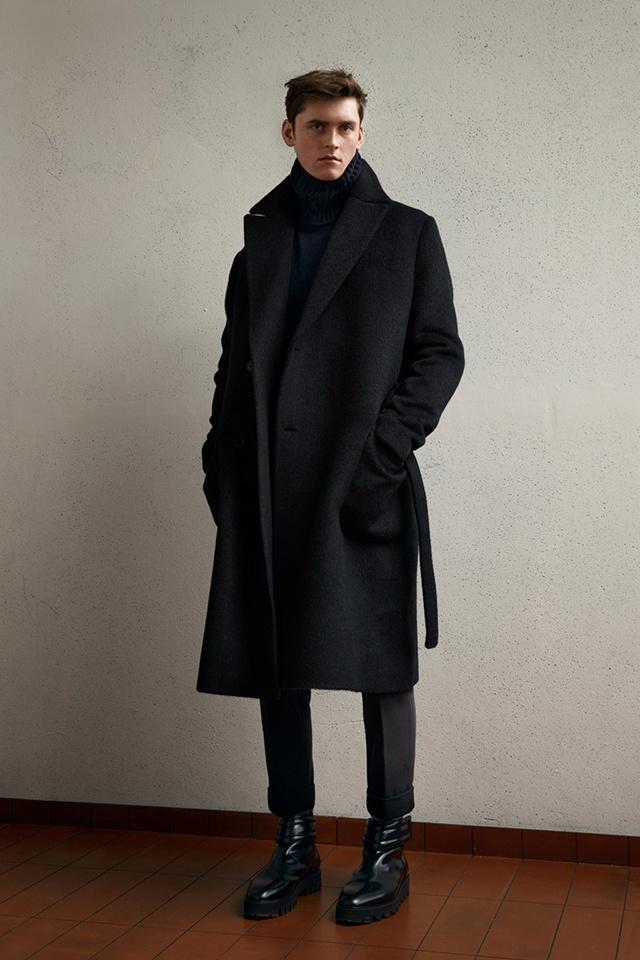 H&M представив першу чоловічу колекцію