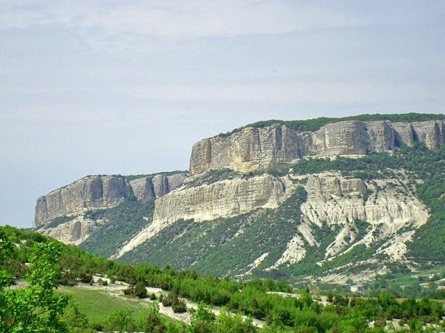 Кінотуризм у Криму: Бельбекський каньйон