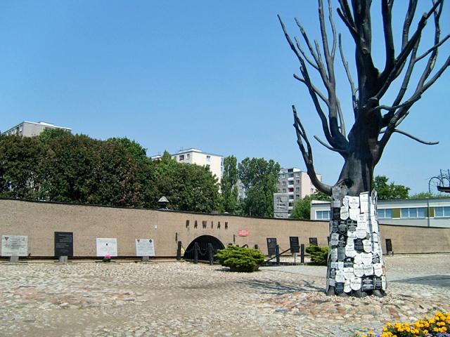 Музеи Варшавы: музей тюрьмы