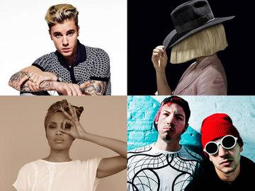 ТОП-10 самых популярных песен 2016 по версии Shazam