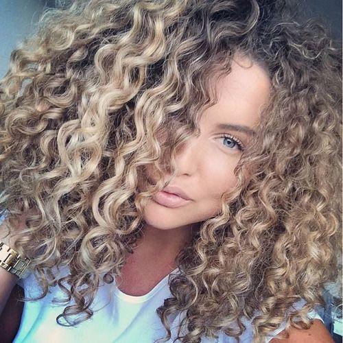 Хімічна завивка волосся