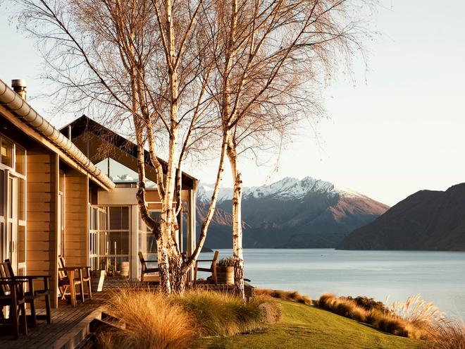 Найбільш усамітнені готелі: Whare Kea Lodge & Chalet, Нова Зеландія