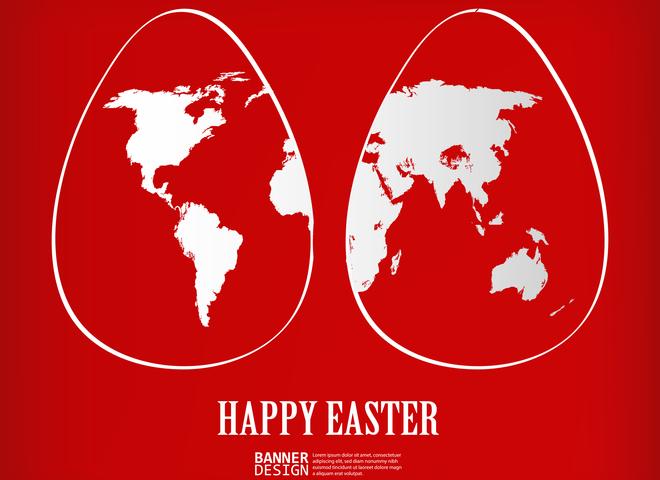 Великдень в різних країнах світу