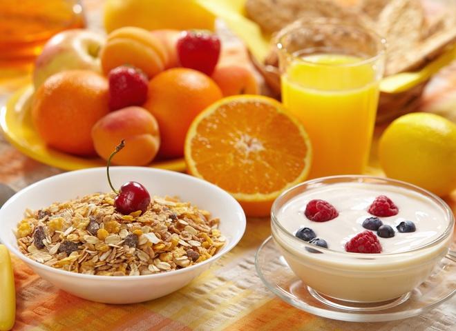 Не пропускай завтрак