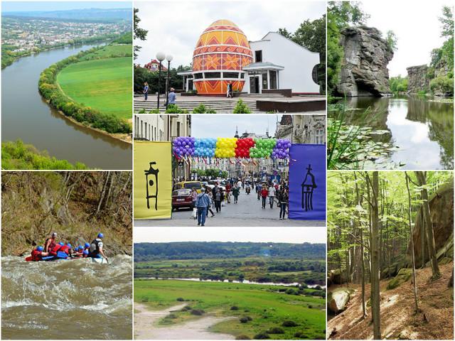 Куда поехать на майские праздники в Украине