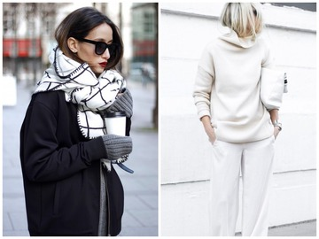 Белый цвет осень 2019