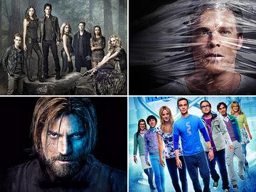 Серіали 2013 року