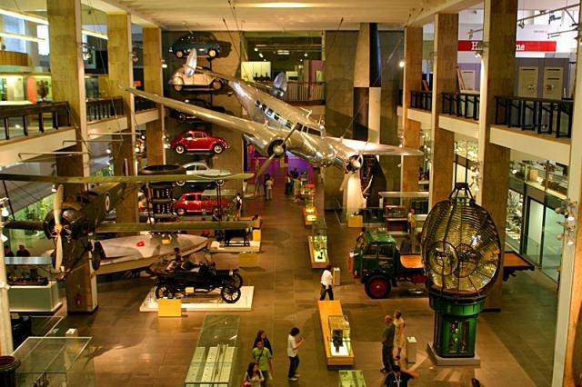 Достопримечательности Лондона: Science Museum