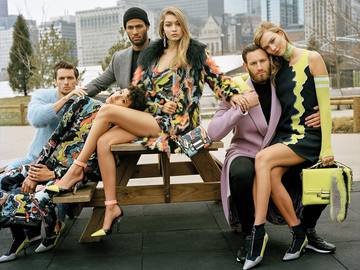Versace звинуватили в расової дискримінації