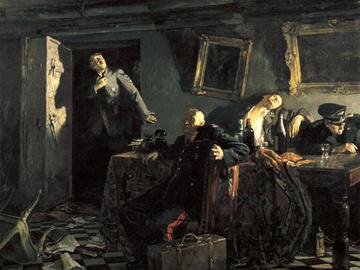 Великая отечественная война в картинах фото